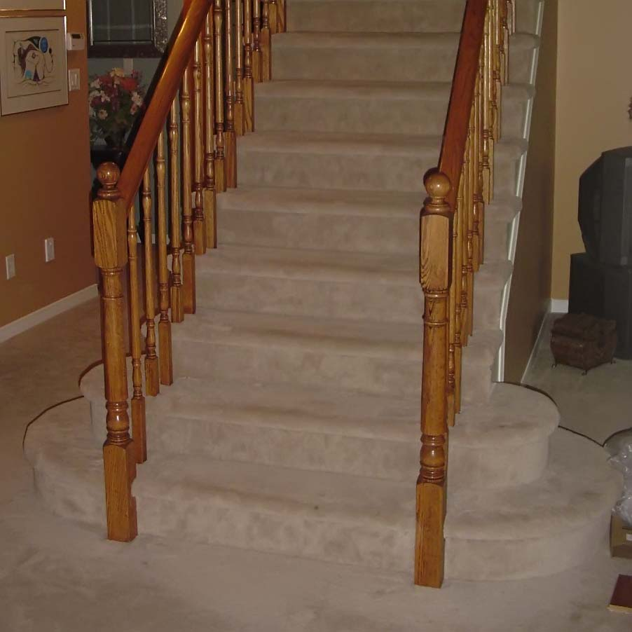 William S Woodworks Wood Stairs: Stairs, Recaps, And Railings